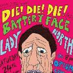 die! die! die! in Edinburgh
