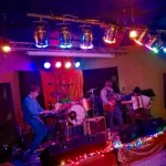 Woven Tents @ the Glad Cafe
